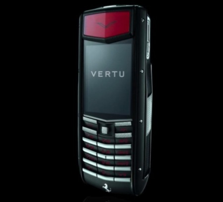 Vertu Teams Up With Ferrari Again For The Ascent Ti Collection
