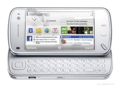 Nokia N97 Touch Screen Phone