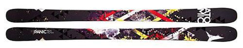 Atomic Panic Skis