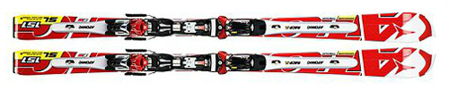 Atomic Race D2 SL Junior Race Skis