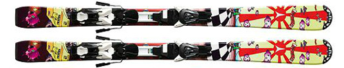 Atomic Rascal XTE 7 Kids Skis
